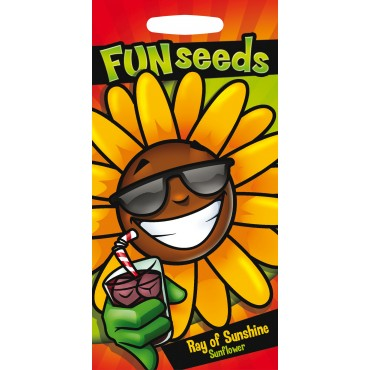 Fun Seeds Ray of Sunshine Sunflower