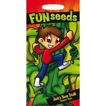 Fun Seeds Jacks Bean Stalk Runner Bean